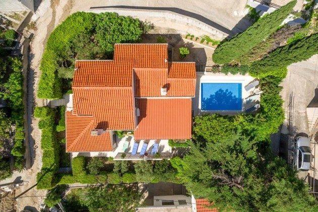 Luftaufnahme von der Villa - Objekt 138495-35