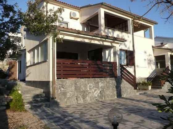 kroatien insel rab ferienwohnung ref 179240 2 objektnr 179240 2. Black Bedroom Furniture Sets. Home Design Ideas