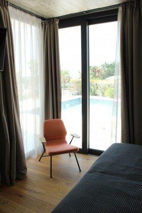Terrassentür Schlafzimmer 1 - Bild 1 - Objekt 213869-1