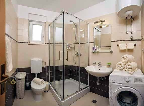 A1 und A2 Duschbad Beispiel