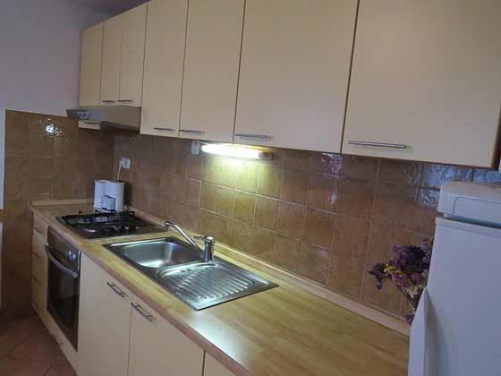 A1 Küchenzeile - Objekt 192577-79