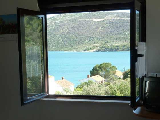 Blick aus dem Küchenfenster hier A1 - Objekt 2451-1
