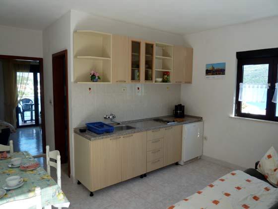 Küchenzeile Beispiel - Objekt 2451-1