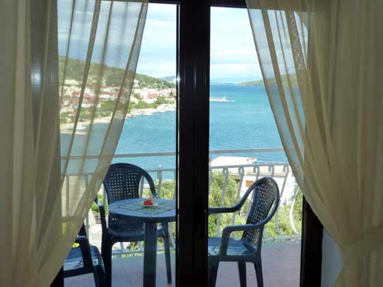 Balkontür Schlafzimmer Beispiel - Objekt 2451-1