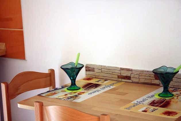 A2 Essplatz in der Küche - Ref. 2001-78