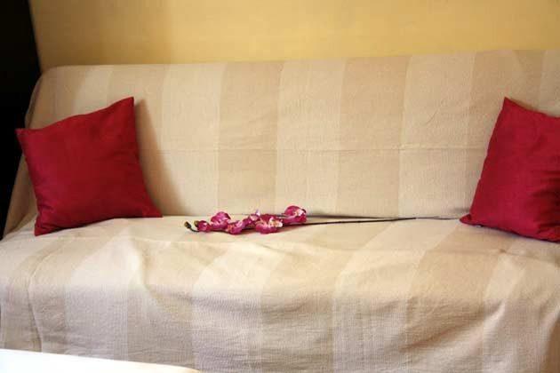 A2 Schlafcouch im Schlafzimmer - Ref. 2001-78