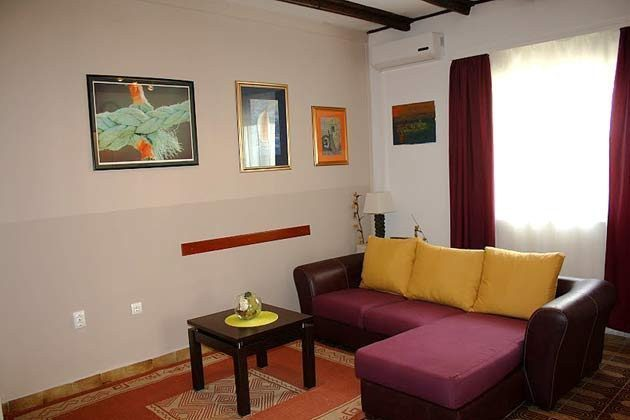 A1 Couch im Wohnraum - Ref. 2001-78