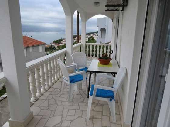 Kroatien Dalmatien Trogir Ferienwohnungen Ref. 2001-79 Bild 9