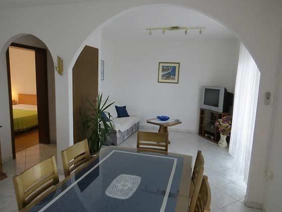 Kroatien Dalmatien Trogir Ferienwohnungen Ref. 2001-79 Bild 10