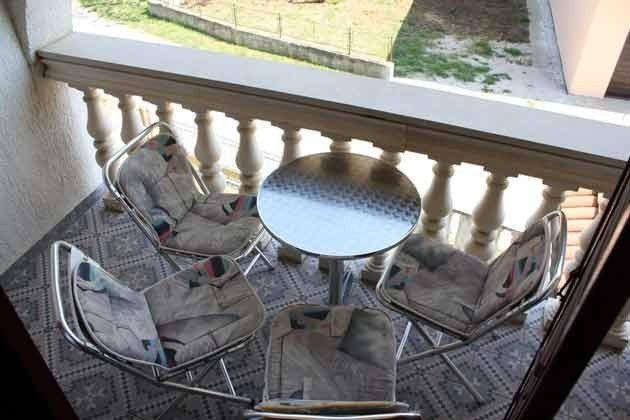 A 2 Balkon  - Bild 1 - Objekt  99794-1