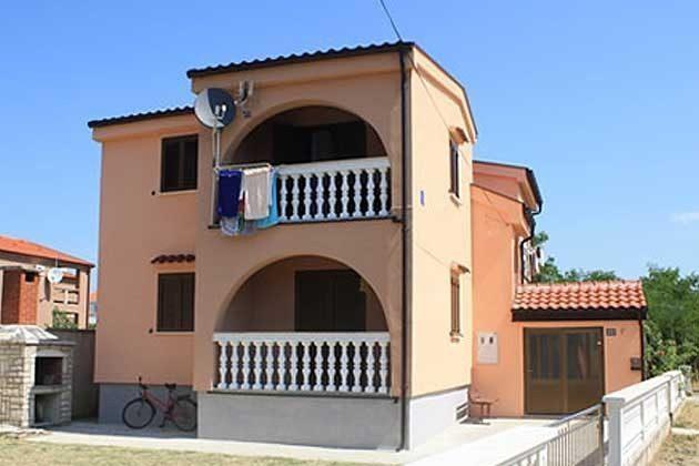 Appartment Dalmatien mit Parkplatz
