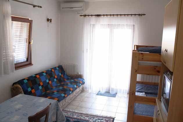 A 3 Schlafcouch im Wohnraum - Objekt  99794-1