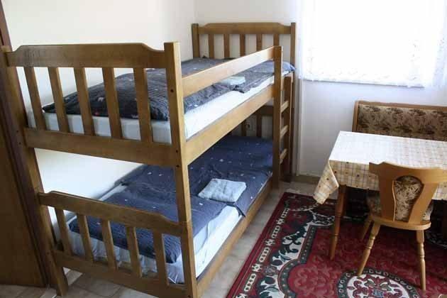 A1 Etagenbett im Wohnraum - Objekt  99794-1