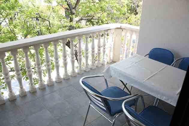 Apartment 5 Balkon - Objekt 99794-2