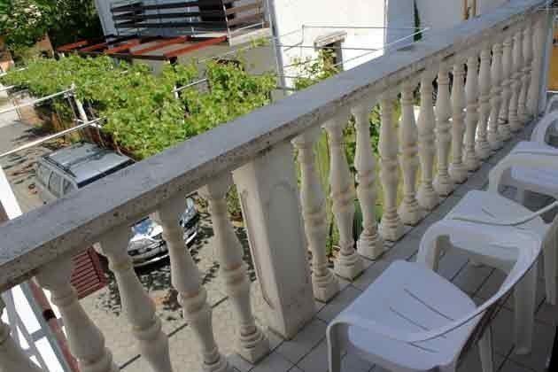Apartment 8 Balkon - Objekt 99794-2