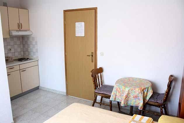 Studio1+2 Küchenzeile Beispiel - Objekt 99794-2