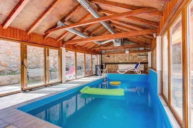 Ferienhaus Dalmatien mit nahegelegener Tennisanlage