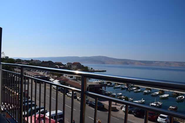 Blick vom Balkon Beispiel 1 - Objekt 100272-2