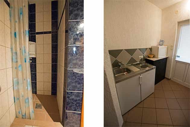 Studio 2 Bad und Kochnische - Objekt 173302-10