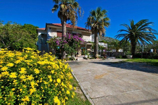 Appartment Dalmatien mit Badeurlaub-Möglichkeit