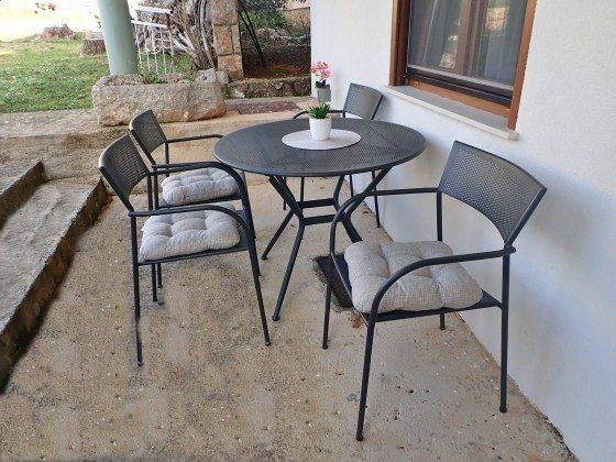 A4 Sitzplatz auf dem Balkon - Objekt 173302-12