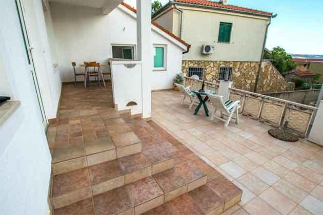 FW 1 private Terrasse oben - Objekt 173302-19