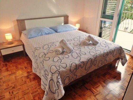 Schlafzimmer 1 mit Doppelbett - Objekt 173302-20