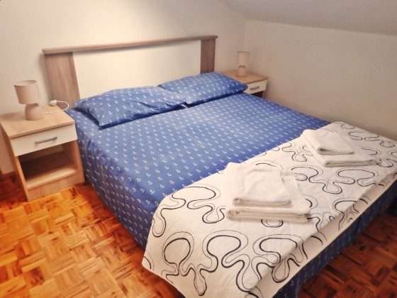 Schlafzimmer 2 mit Doppelbett - Objekt 173302-20