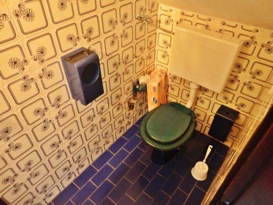Toilette im Erdgeschoss - Objekt 173302-20