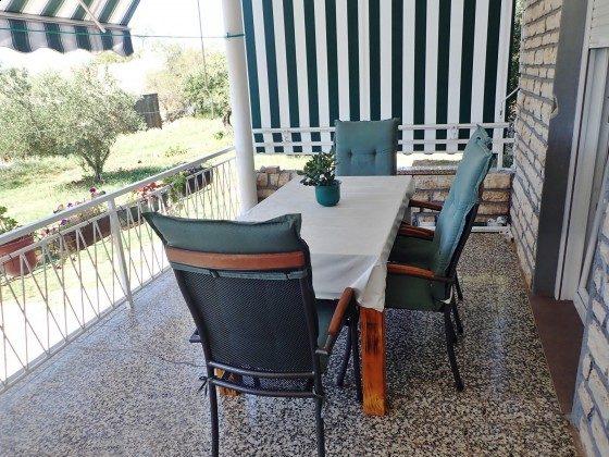 A2 Sitzplatz auf der Südterrasse - Objekt 173302-25