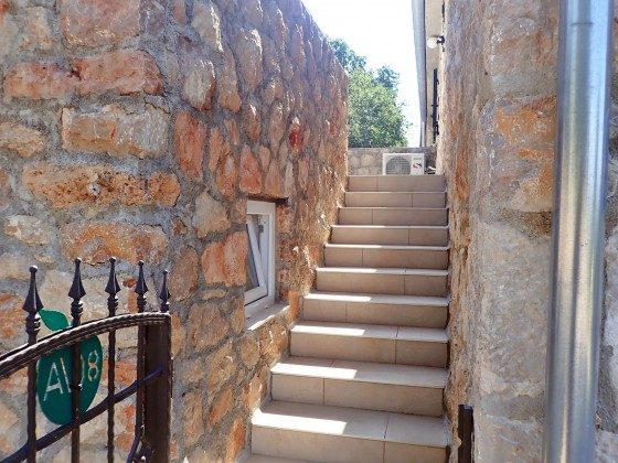 Treppe am Haus - Objekt 173302-29