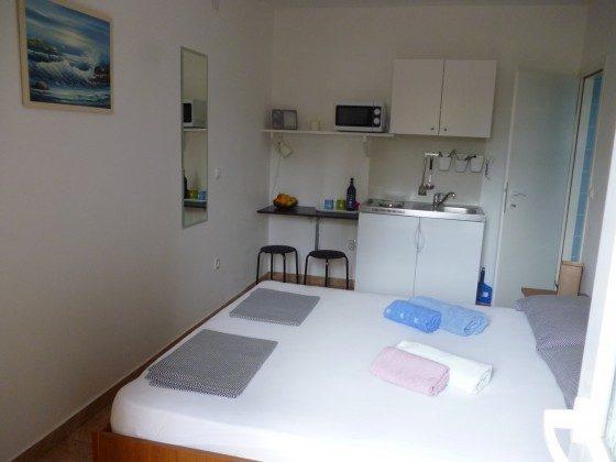 ST2 Doppelbett und Küchenzeile - Objekt 173302-32