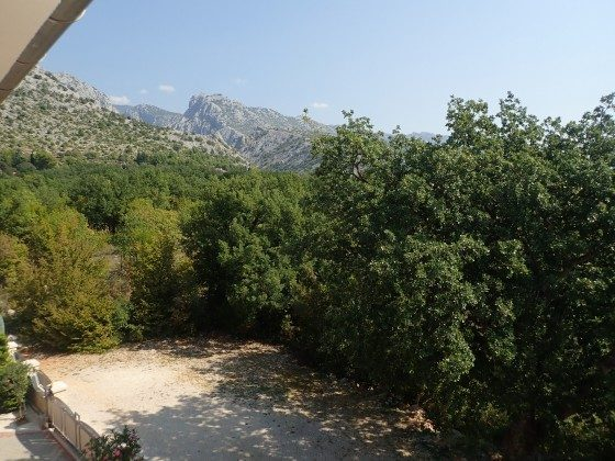 Ausblick auf die Berge - Objekt 173302-35