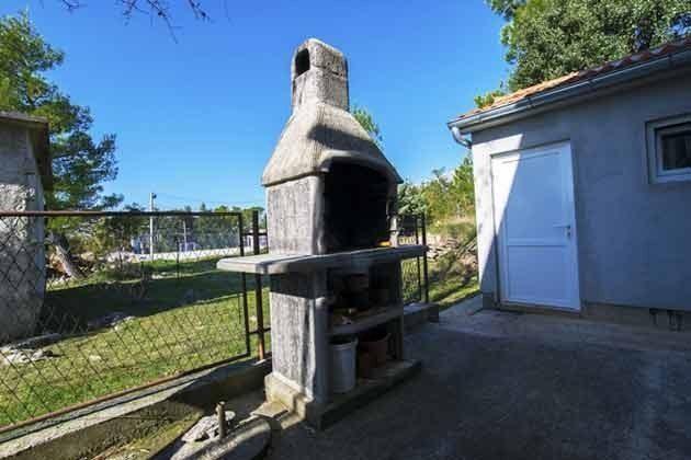 Grillplatz im Garten - Objekt 173302-6