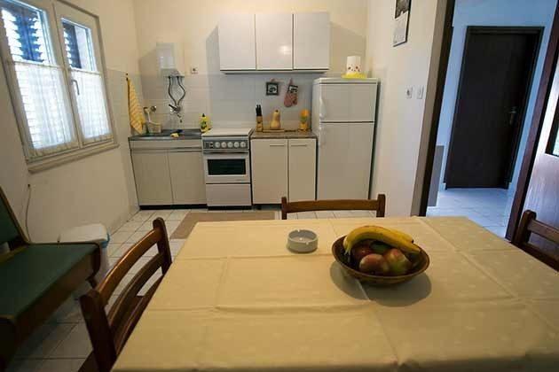 Wohnküche mit Küchenzeile - Objekt 173302-6