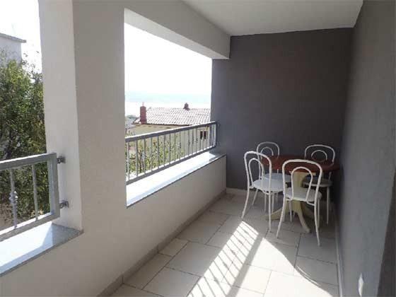 A4 kleiner 2. Balkon Richtung Osten - Objekt 173302-8