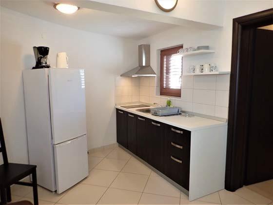 A1 Küchenzeile  in der Wohnküche - Objekt 173302-8