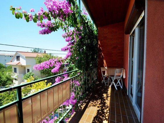Apartment A4 Balkon - Objekt 173302-9