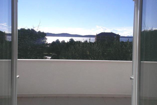 Meerblick von den Balkonen