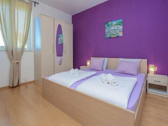 Schlafzimmer 1 im Erdgeschoss - Objekt 196620-4