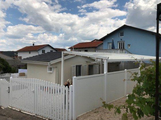Ferienhaus und Terrasse - Objekt 217580-1