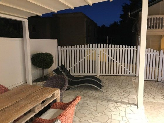 Terrasse am Abend - Bild 1 - Objekt 217580-1
