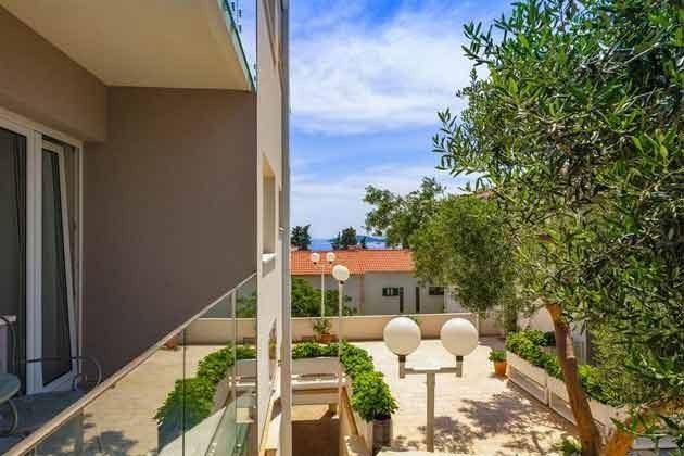 Balkon Gartenblick Beispiel -  Objekt 138495-1