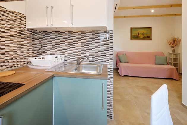 A2 Küche und Wohnraum - Objekt 203985-1