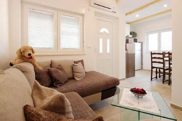 A1 Wohnraum und Küche - Objekt 203985-1