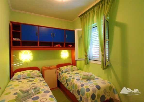 Ferienwohnung Schlafzimmer 2 - Objekt 2001-46