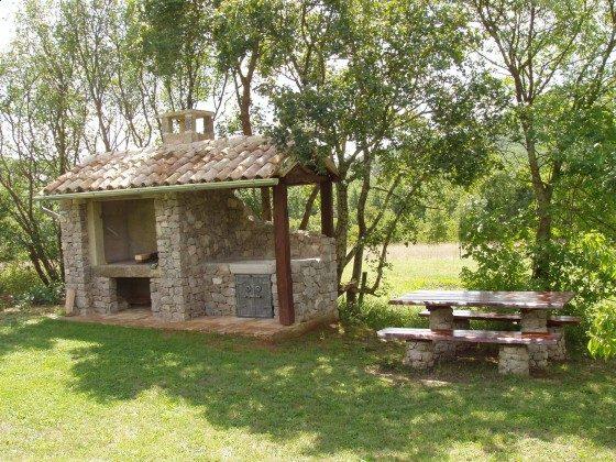 gemauerter Gartengrill - Objekt 160284-161