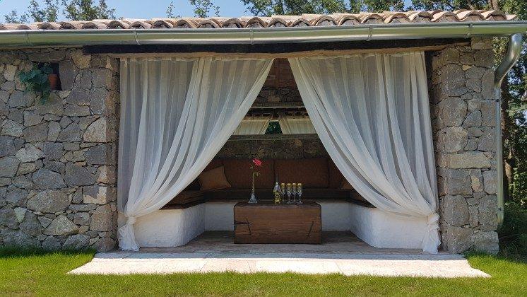 Lounge im Gartenhaus - Bild 2 - Objekt 160284-161