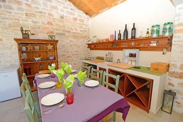 Sommerküche im Nebenhaus - Objekt 138493-16