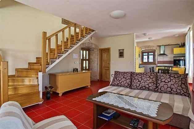 treppe zu den oberen Etagen - Objekt 160284-128